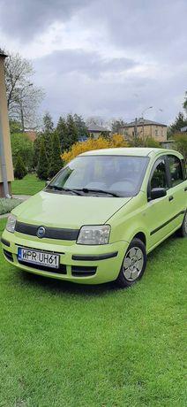 Fiat Panda benzyna