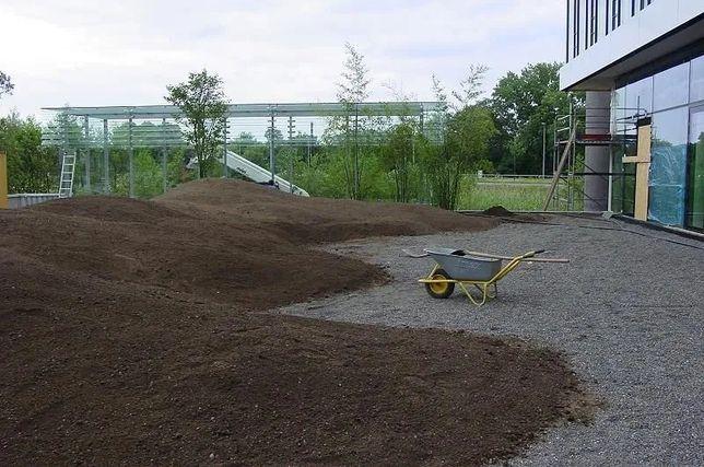 B0 ZIEMIA PRZESIEWANA do zakładania trawników 12 t Żory