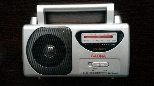 Radio GAONA. Małe na baterie