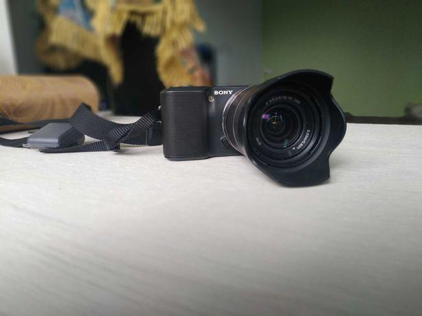 Sony NEX-3 + Sony SEL1855