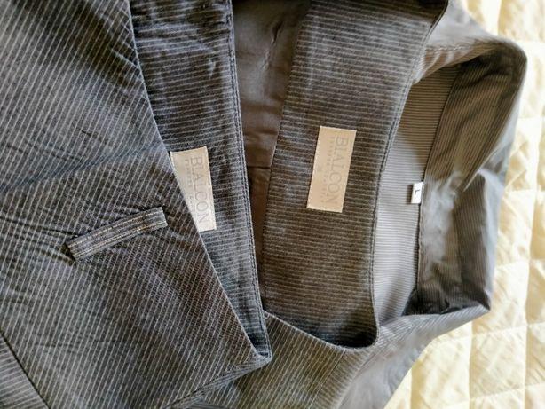 Kostium Bialcon kamizelka + spodnie + koszula