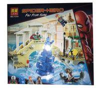 Klocki Spider-Hero Na ratunek powódź 507 el.
