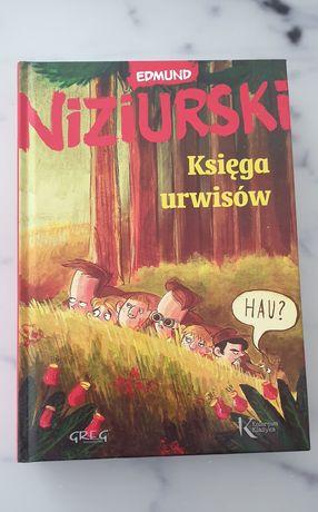 Niziurski Księga urwisów książka dla dzieci