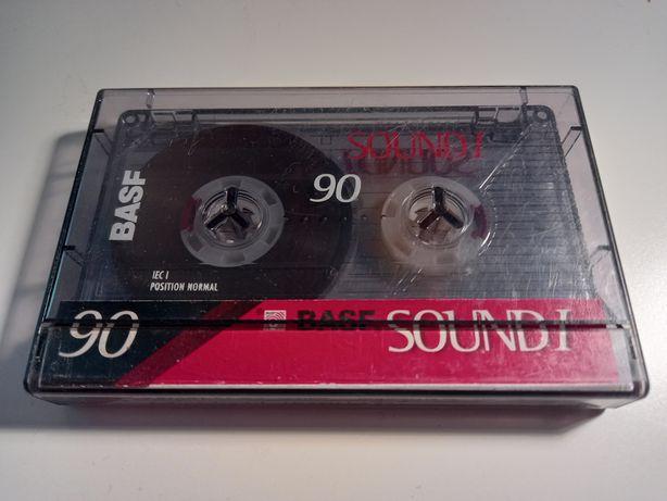 Kaseta magnetofonowa BASF Sound I 90