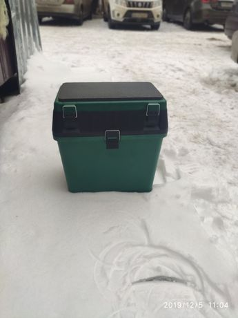 Ящик для зимней рыбалки 19л