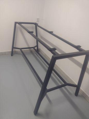 Stół stelaż metalowy kompletny nowy.