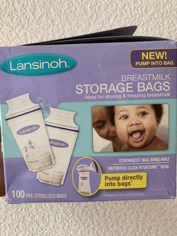 Пакети для молока Lanciloh