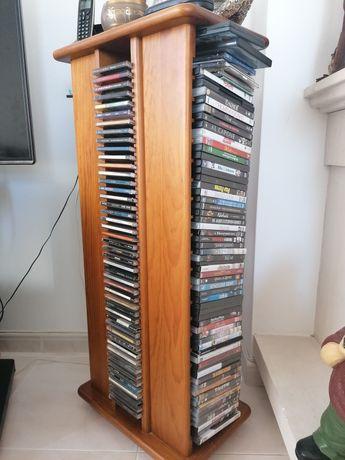 Móvel de arrumação para CD, DVD E VHS