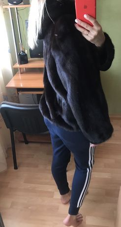 Срочно Норковая шуба Автоледи Норка