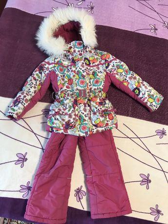 Зимний детский комбенизон KIKO термо 116-128