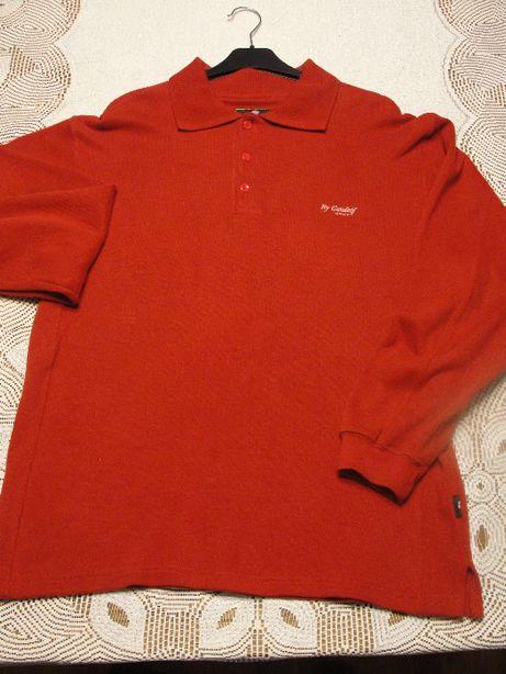 Sweter/bluza z kołnierzykiem, r.L, By Gandalf Classic, nowy