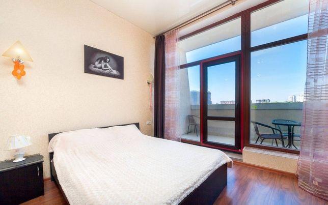 Продам шикарную, современную 2-комнатную квартиру в Аркадии. Вид моря!