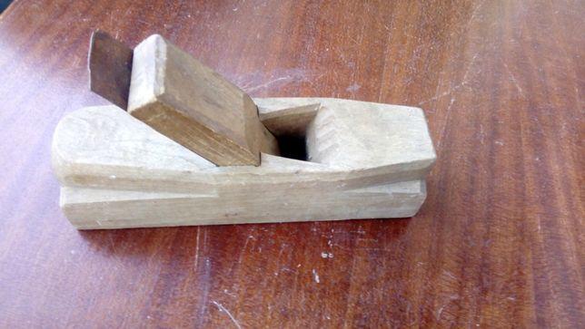 Plaina de madeira