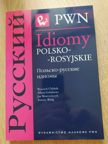 PWN  - Idiomy Polsko-rosyjskie