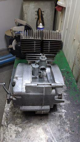 Мотор Ява 632 после капиталки