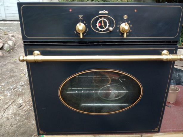 Piekarnik retro płyta gazowa