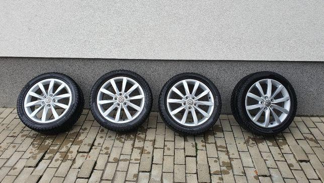 Gotowe Koła 4szt. VW Pirelli Sottozero 3 205/50/R17 5x112 Zimowe