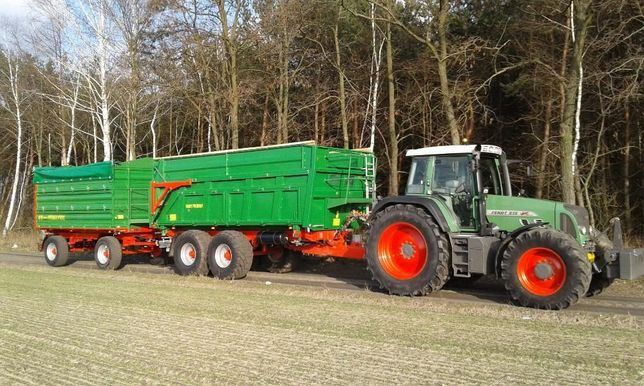 Transport materiałów-płodów rolnych