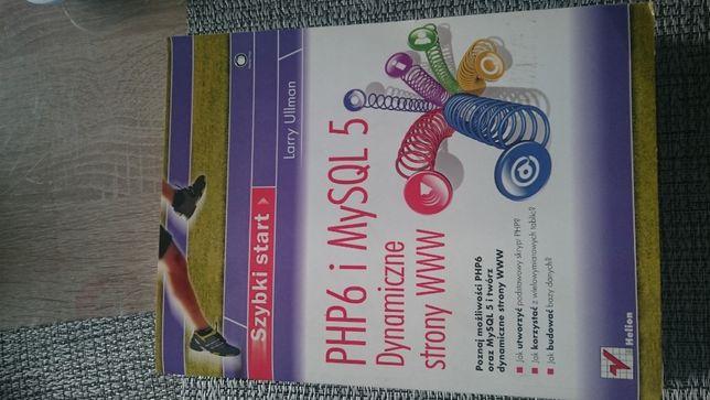 PHP5 i MYSQL 5 dynamiczne strony www Larry Ullman