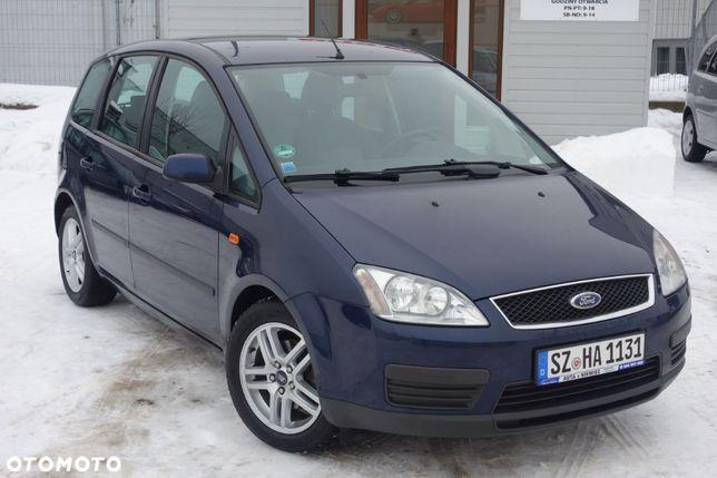 Ford C-MAX 1.6Benz z Niemiec PO OPŁATACH