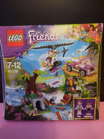 Lego Frends 41036 Na ratunek niedżwiadka