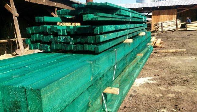 Więźba dachowa, Drewno budowlane, Tarcica, Łaty, Deski  TRANSPORT HDS