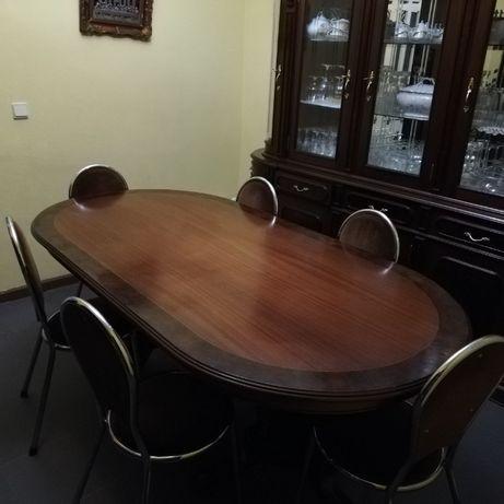 Sala de Jantar Mogno