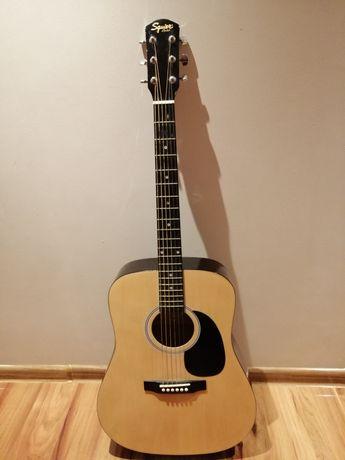 Sprzedam gitarę akustyczną Squier by Fender SA 105