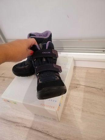 Ботинки geox 29 зимние
