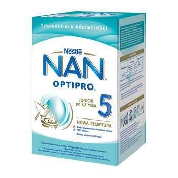 Mleko dla dzieci NAN 5