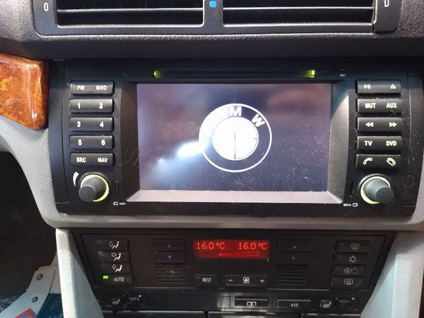 BMW e39 Nawigacja