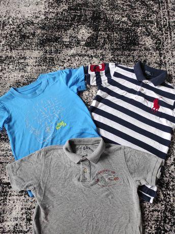 Koszulki (Ralph Lauren, Nike, Gap)