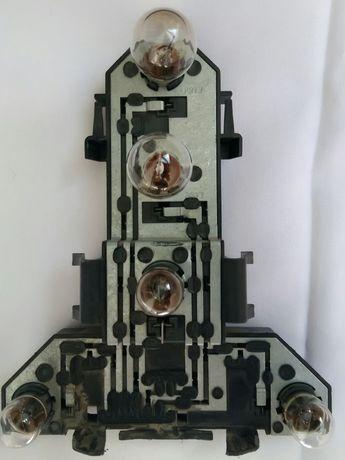 Автозапчасти Блок-схема задней фары,фонаря