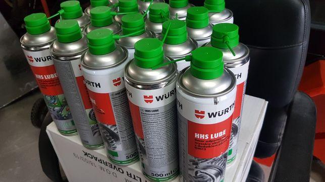 Smar w sprayu WURTH HHS LUBE Okazja !!!