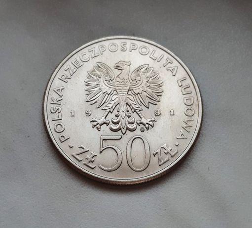 199) POLSKA - 50 Złotych - 1981 r. Sikorski