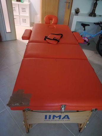 Marquesa Portátil com saco transporte