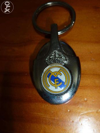 Porta chaves do Real Madrid