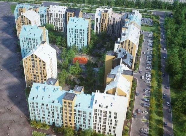 Продаж 2-х кім.квартири в зданому будинку Леополь Таун