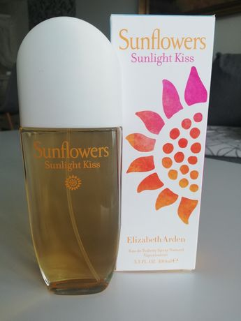Rezarwacja Elizabeth Arden Sunflowers Sunlight Kiss 100 ml
