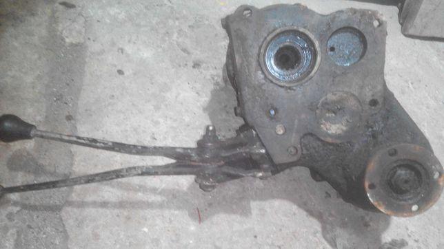 Радиатор основной,радиатор печки, раздатка, карданы, колеса, рама
