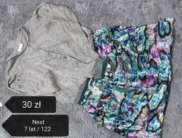 Sukienka Next 7 lat