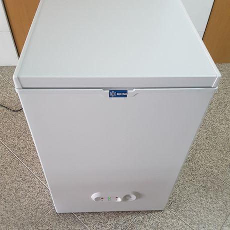 Arca congeladora 12v 24v 102L compressor para carro barco caravana