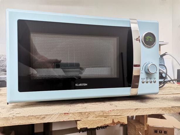 Kuchenka mikrofalowa 2 w 1: 25 l 800 W / grill: 1000 W. Nowa