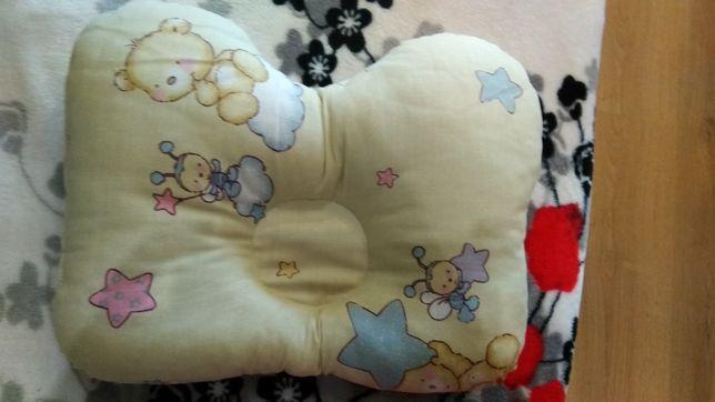 Подушка ортопедическая для грудничков