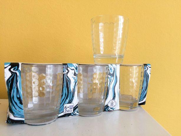 Набор стаканов 250 мл Tumblers новые в упаковке
