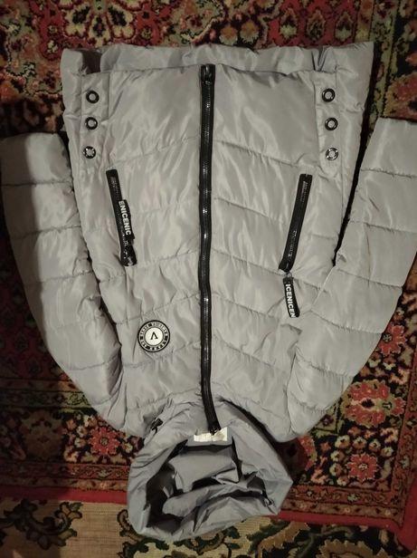 Курточки осіні для дівчинки