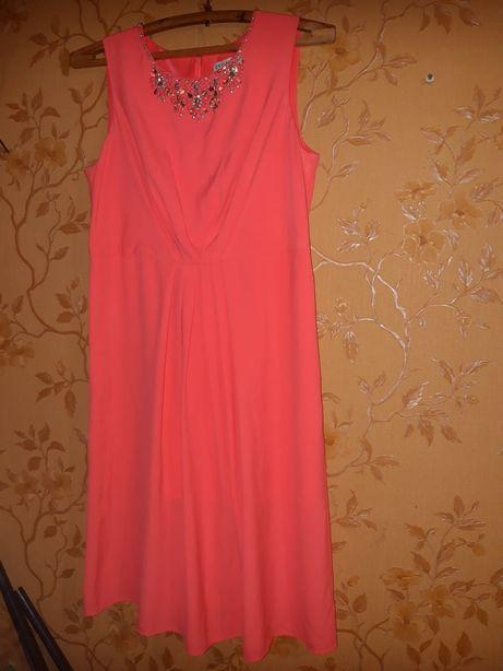 Продам вечернее платье р 50-52