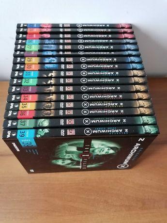 Z Archiwum X Płyty DVD JAK nowe 16 odcinków do wyboru Okazja!!!
