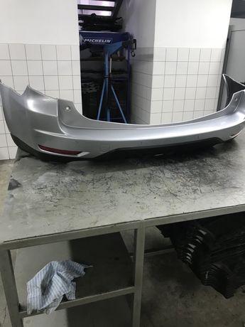 Задній бампер Subaru forester 08-13р