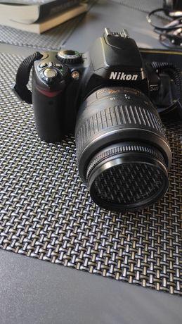 Aparat Nikon 40D
